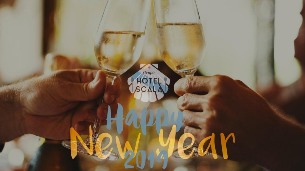 Celebrate the New Year's Eve with Hotel Scala Group