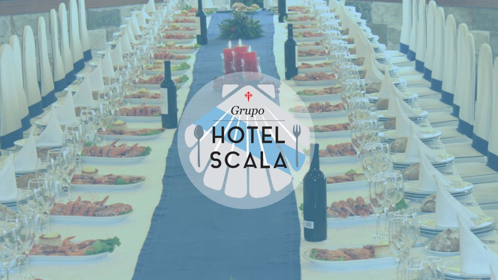 This Christmas, celebrate your company dinner with the Grupo Hotel Scala