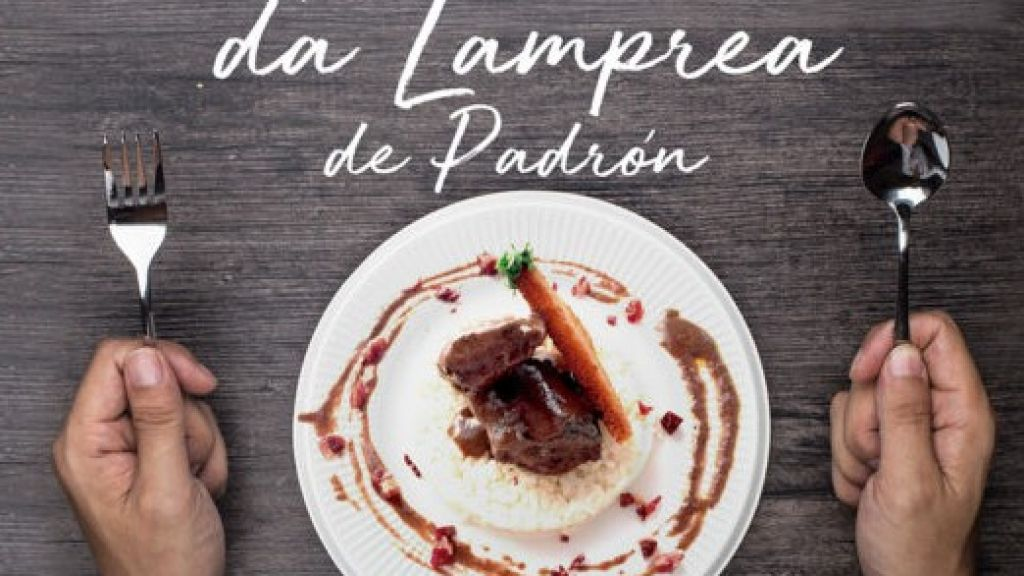 Come and enjoy the 'menú lampreeiro' at the Scala Hotel restaurant