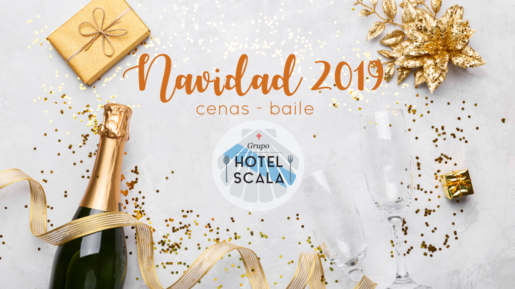 Celebrate your Christmas dinner with the Hotel Scala Group