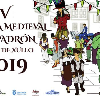 Summer in Padrón: plans for all tastes in the month of July